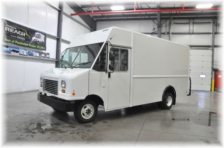New Ford F59 P1000 Parcel Delivery P&D ISP Ground Delivery